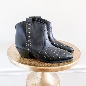 Sam Edelman Stud Western Ankle Festival Booties